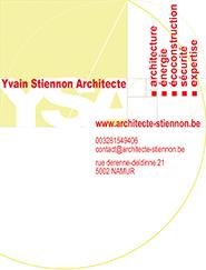 Architecte à Namur – Yvain Stiennon